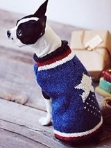 <h5>Americana Dog Sweater</h5>